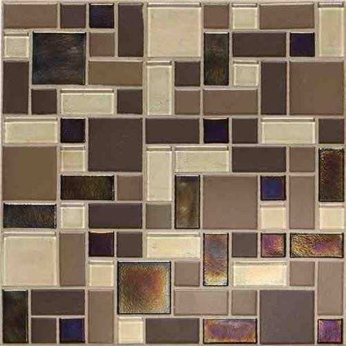 Treasure Island Block Random Mosaic