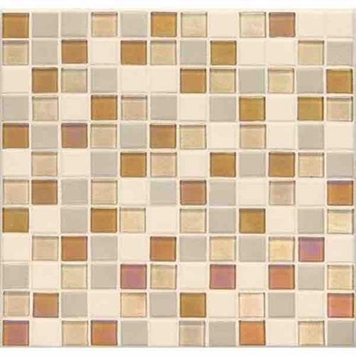 Island Harvest 1 X 1 Mosaic