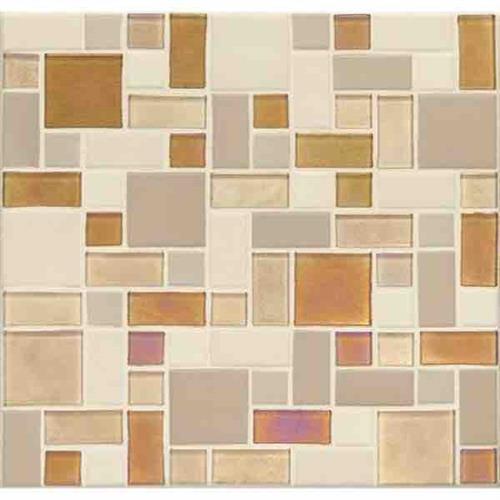 Island Harvest Block Random Mosaic