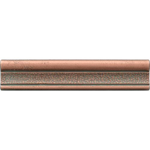 Castle Metals Aged Copper Hammered Ogee CM01
