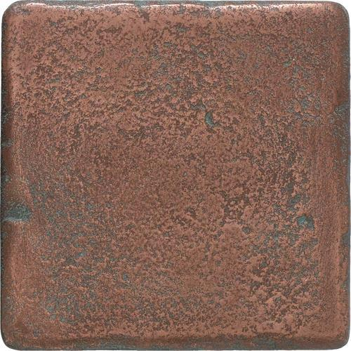 Castle Metals Aged Copper Tumbled Stone Field Tile CM01