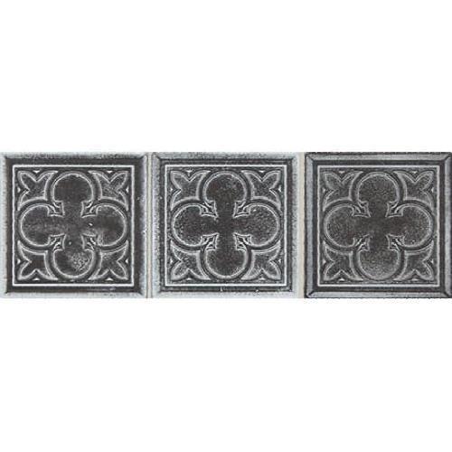 Vintage Metals Whitewash Iron - Clover