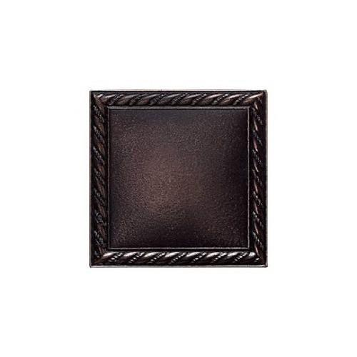 Ion Metals Oil Rubbed Bronze - Deco 2X2