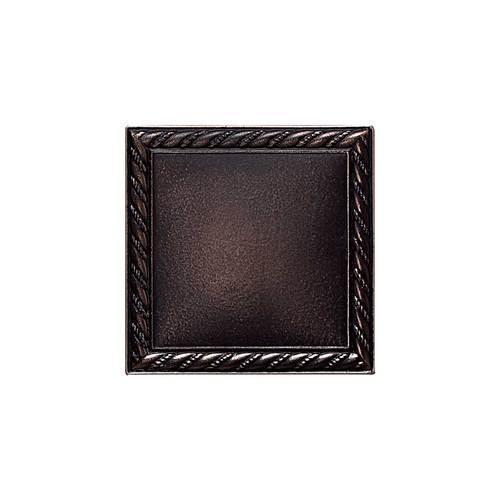 Ion Metals Oil Rubbed Bronze - Brushed Grooved
