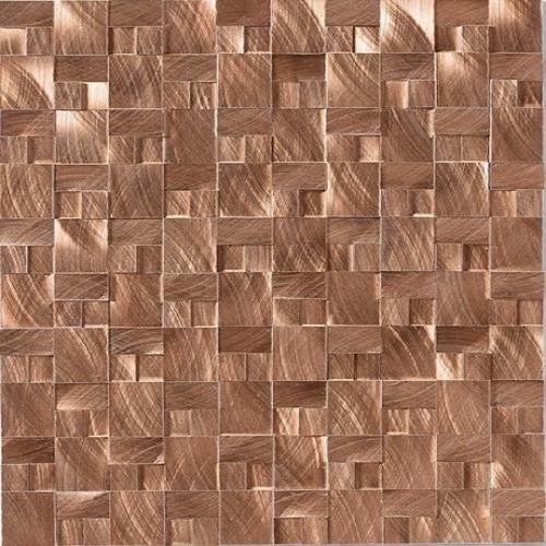 Structure Copper - 3D Block