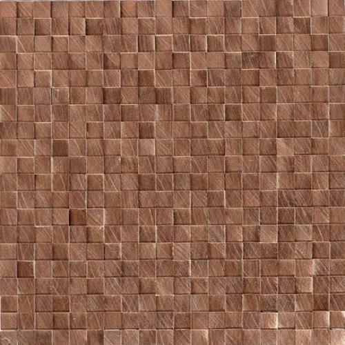 Structure Copper - 3D Cube