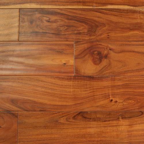 Acacia Solid Natural