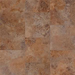 LuxuryVinyl CommonwealthTile 10523C Terracotta