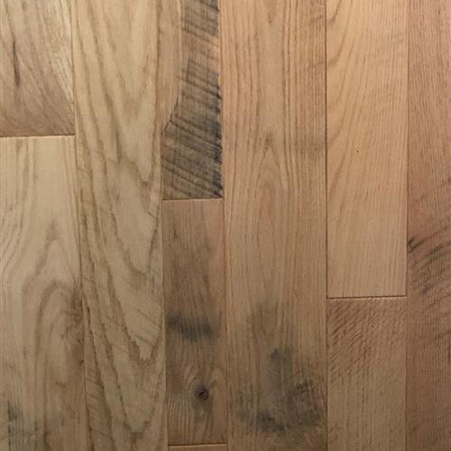 Homestead Collection - Unfinished Natural Red Oak - Water Based