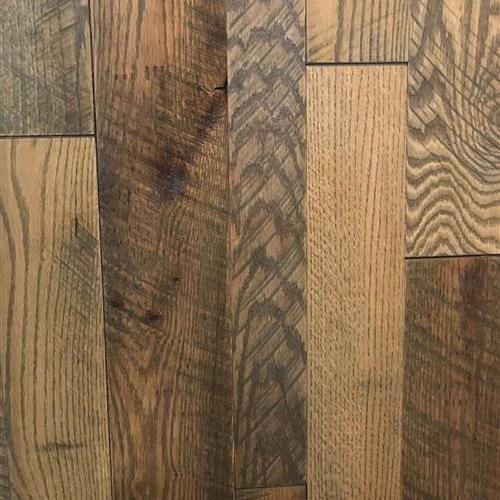 Homestead Collection - Unfinished Red Oak - Classic Gray