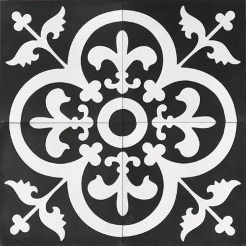 Encaustic Tiles Avington