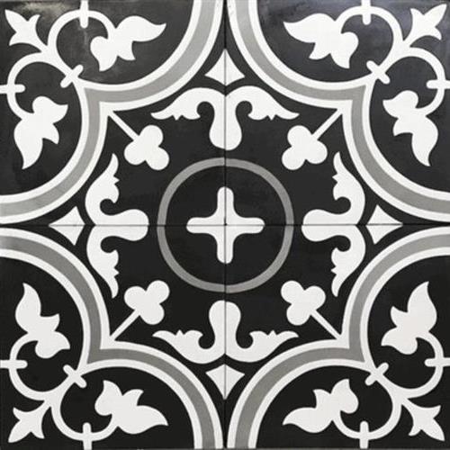 Encaustic Tiles Floret