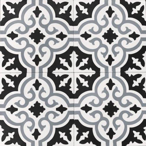 Encaustic Tiles Foire