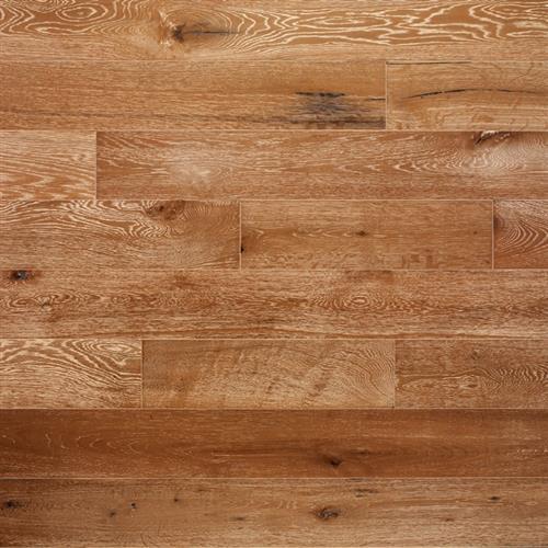 Badlands Collection Brushed Oak Pronghorn
