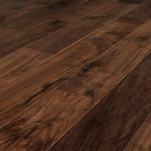 Tundra Collection Brushed American Walnut Natural Frontier