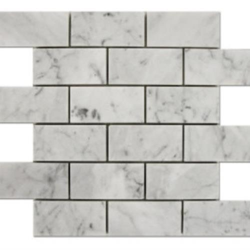 Natural Stone Mosaics Bianco Carrara