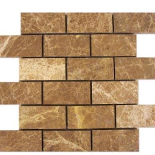 Natural Stone Mosaics Light Emperador