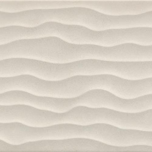 Moline Wall Latte Wave Wall Tile