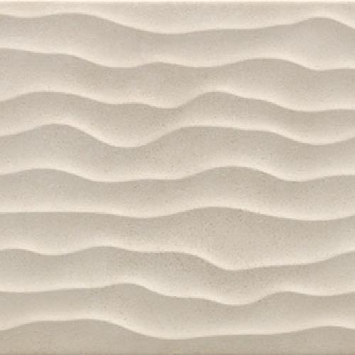 Moline Wall Vanilla Wave Wall Tile