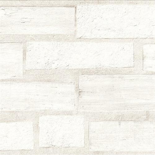 Obrigato - Wall Tile Blanco Brick