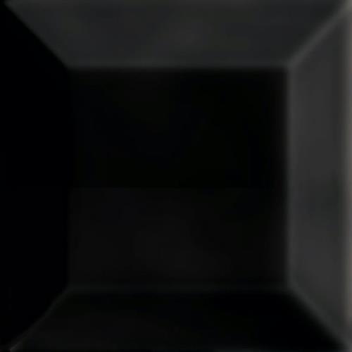 Coryell - Wall Tile Nero Matte - 3X3