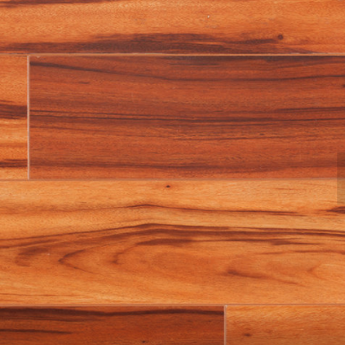 Garvin Plank Natural Tigerwood