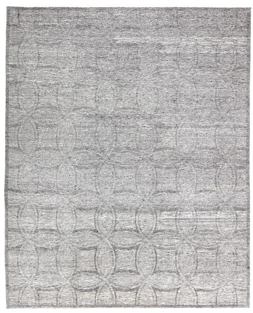 Stark Studio Rugs Shalimar Azalea Grey Area Rugs White