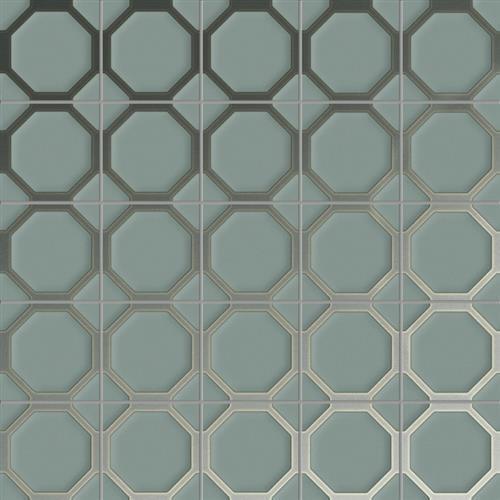 Vienna Grigio - Mosaic