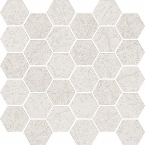 Cathedral Bianco - Hexagon