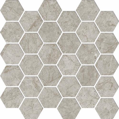 Cathedral Grigio - Hexagon