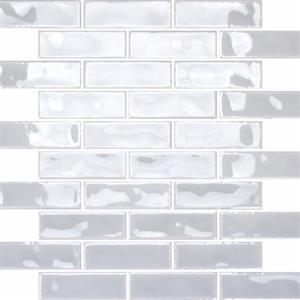 CeramicPorcelainTile Allure CAAAZZUALLURMOBR Azzuro-Mosaic