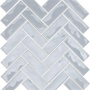 CeramicPorcelainTile Allure CAAAZZULALLURMOHB Azzuro-Herringbone