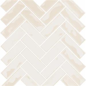 CeramicPorcelainTile Allure CAABISPALLURMOHB BiancoSporco-Herringbone