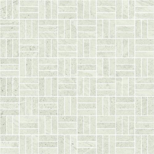 Atmosphere White - Tex Mosaic