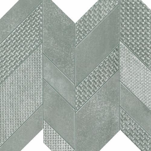 Metallurgy Bronze - Chevron