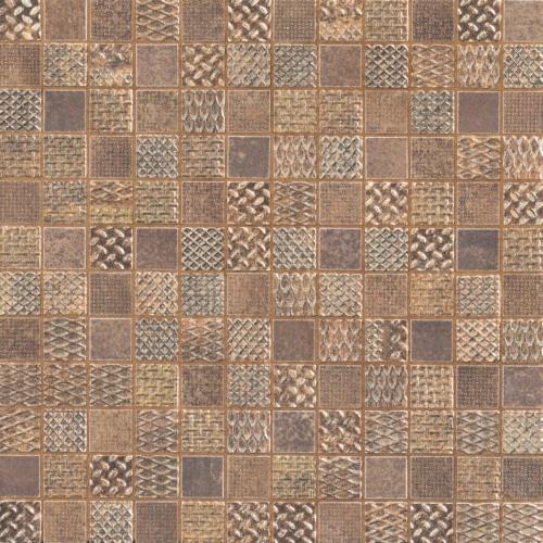 Metallurgy Corten - Mosaic