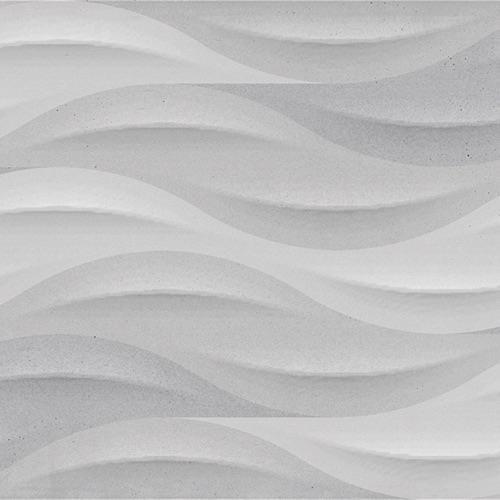 Curve Grey - 12X40 Wave Deco
