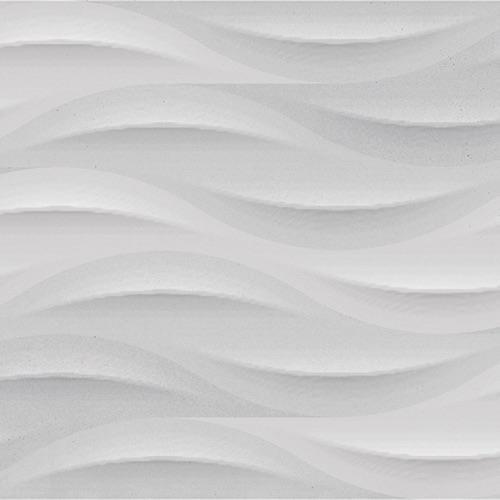 Curve Ivory - 12X40 Wave Deco