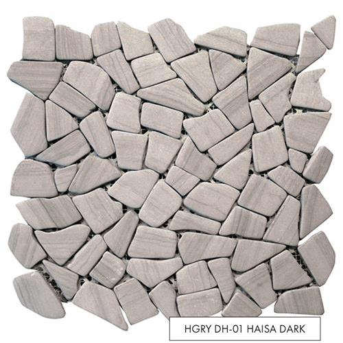 Indonesian Pebbles Haisa Dark