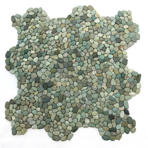 Micro Pebbles Cayman Blue