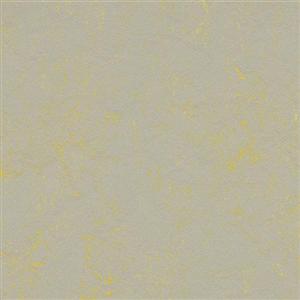 VinylSheetGoods MarmoleumConcrete 3733 YellowShimmer