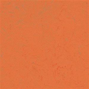 VinylSheetGoods MarmoleumConcrete 3738 OrangeGlow