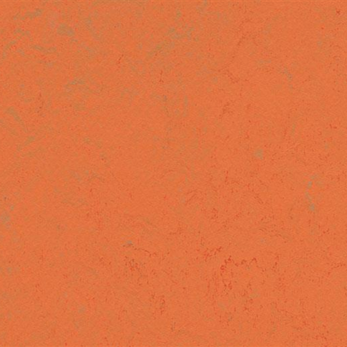Marmoleum Concrete Orange Glow