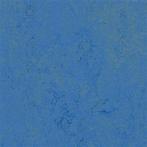 VinylSheetGoods MarmoleumConcrete 3739 BlueGlow
