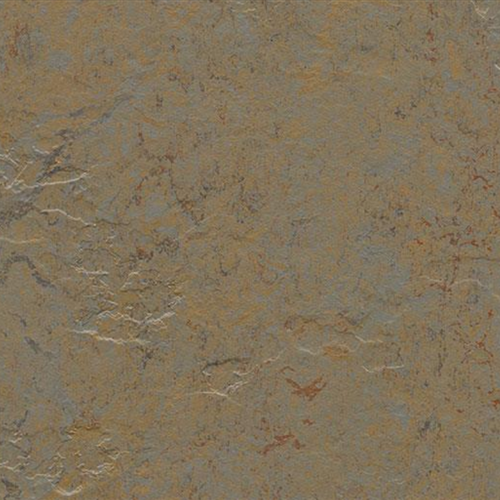 Marmoleum Slate California Gold