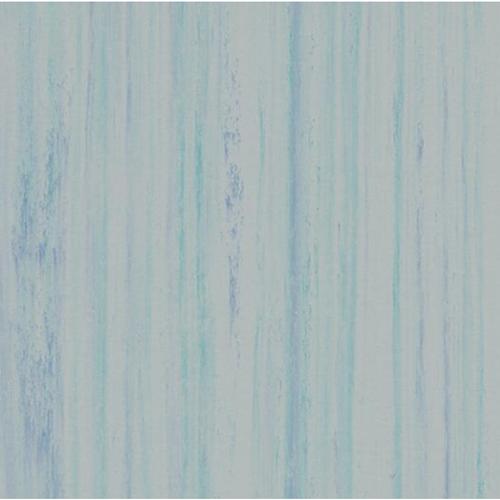 Marmoleum Striato Color Blue Stroke