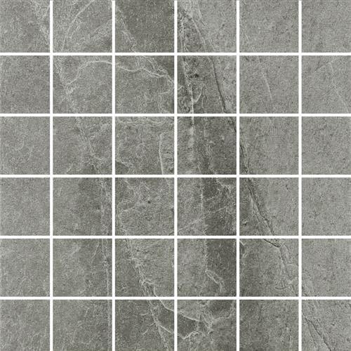 X Rock Series Grey Mosaic