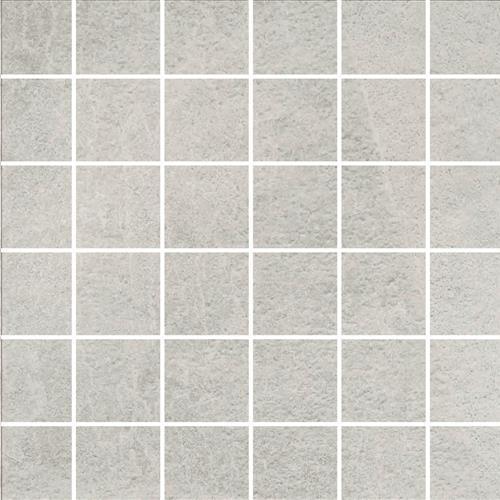 X Rock Series White Mosaic