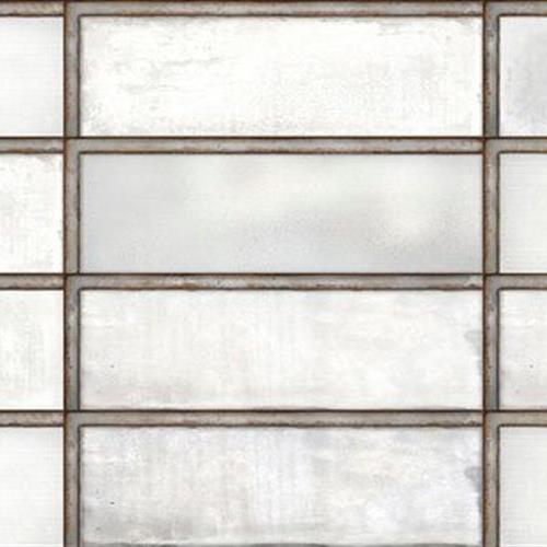 Industrial Glass White 824