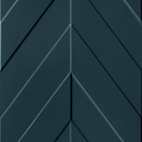 4D Max Deep Blue - Chevron
